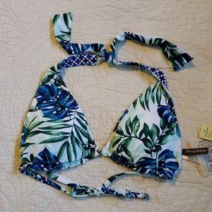 Tommy Bahama Bathing suit Top,size L